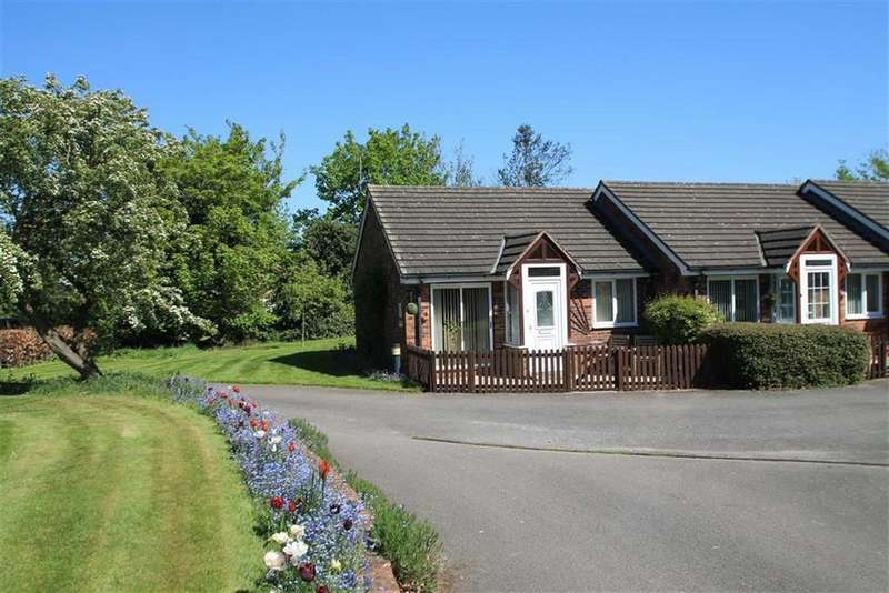 1 Bedroom Semi Detached Bungalow for sale in Trewythen Park, Gresford