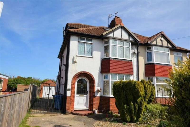 3 Bedrooms Semi Detached House for sale in Hull Road, Anlaby, East Riding Of Yorkshire
