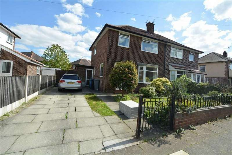 3 Bedrooms Semi Detached House for sale in Walnut Walk, STRETFORD