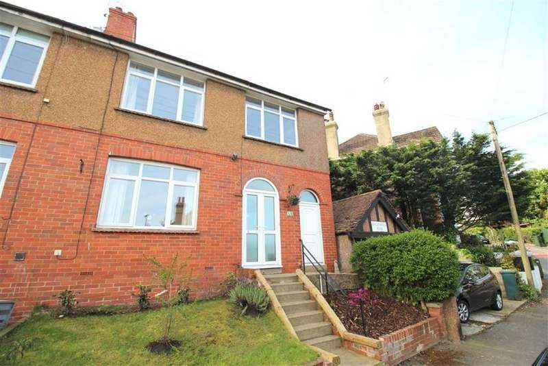 3 Bedrooms End Of Terrace House for sale in Beaconsfield Road, Hastings