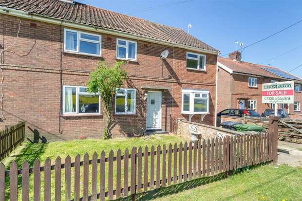 5 Bedrooms Semi Detached House for sale in Daisy Chain Cottage, Horningtoft