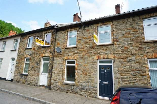 3 Bedrooms Terraced House for sale in Tredegar Street, Cross Keys, NEWPORT, Caerphilly