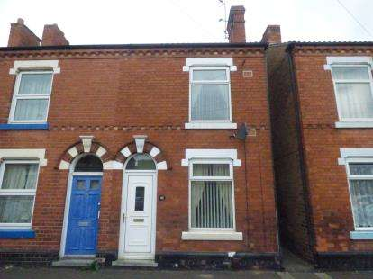 2 Bedrooms Semi Detached House for sale in Clumber Street, Long Eaton, Nottingham