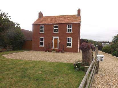 3 Bedrooms Detached House for sale in Main Road, Saltfleetby, Louth