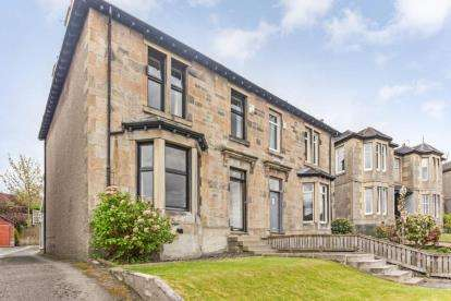 3 Bedrooms Semi Detached House for sale in Rosslyn Avenue, Rutherglen
