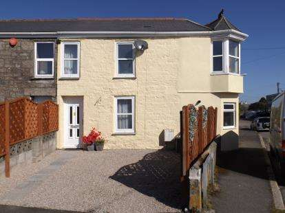 3 Bedrooms End Of Terrace House for sale in Troon, Camborne, Cornwall
