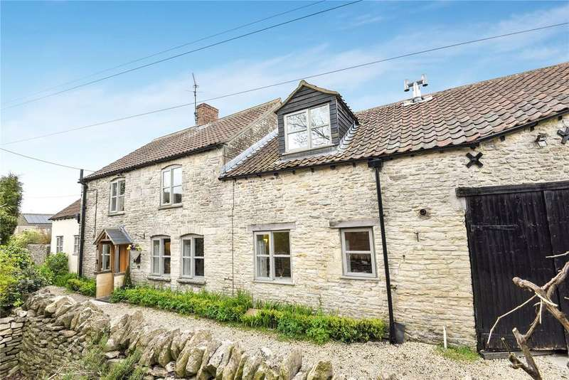 4 Bedrooms Semi Detached House for sale in High Street, Marshfield, Chippenham, Wiltshire