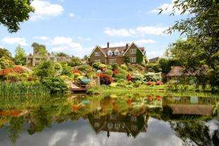 4 Bedrooms Detached House for sale in Stonelands, Selsfield Road, West Hoathly, West Sussex