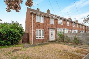3 Bedrooms End Of Terrace House for sale in Salisbury Avenue, Rainham, Gillingham, Kent