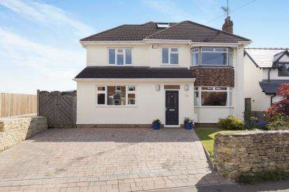 5 Bedrooms Detached House for sale in Little Herberts Road, Charlton Kings, Cheltenham, Gloucestershire