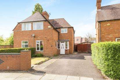 2 Bedrooms Semi Detached House for sale in Byron Road, Cheltenham, Gloucestershire