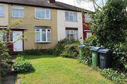 3 Bedrooms Terraced House for sale in Throne Road, Rowley Regis, West Midlands