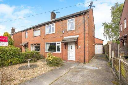 3 Bedrooms Semi Detached House for sale in Countessway, Bamber Bridge, Preston
