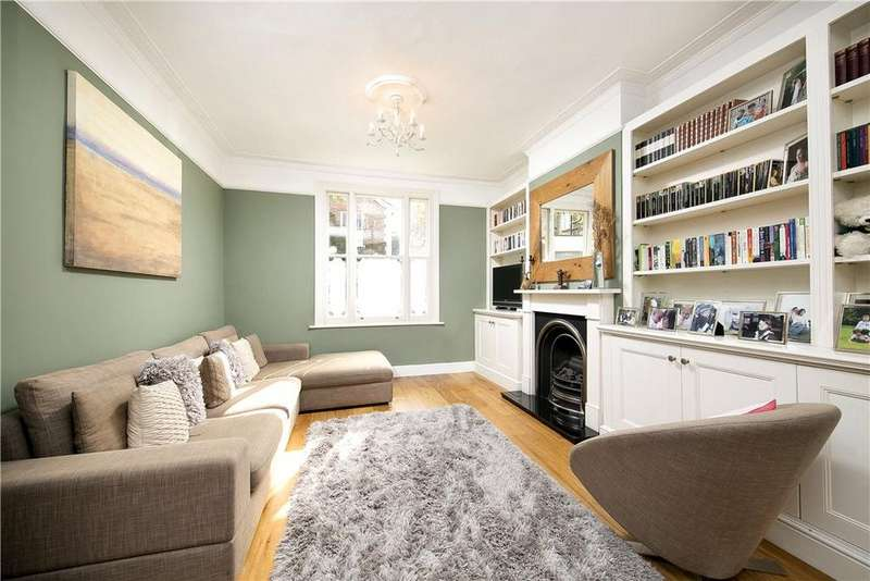 5 Bedrooms Detached House for sale in Shaftesbury Road, Richmond, TW9