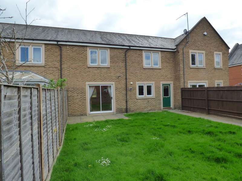 3 Bedrooms Terraced House for sale in Stroud Close, Banbury