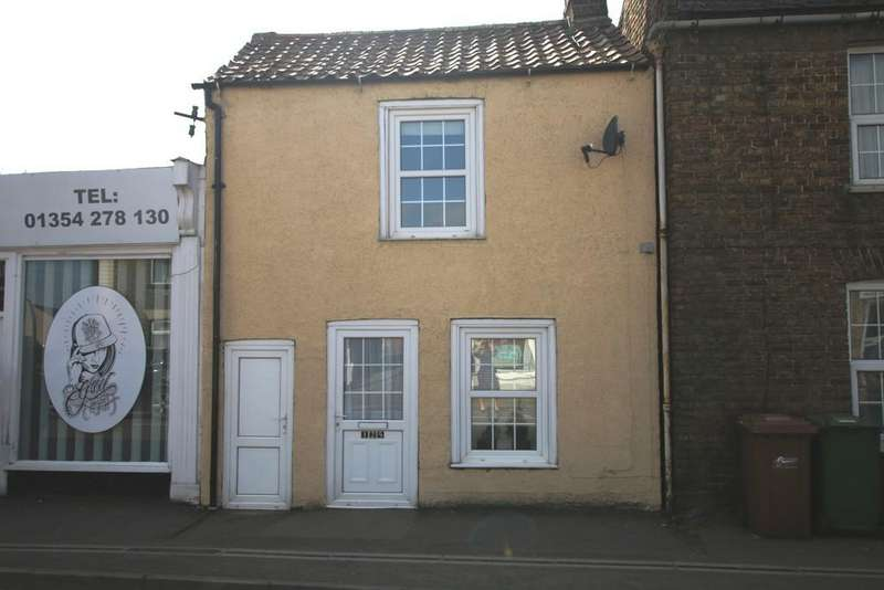 3 Bedrooms Terraced House for sale in High Street, March