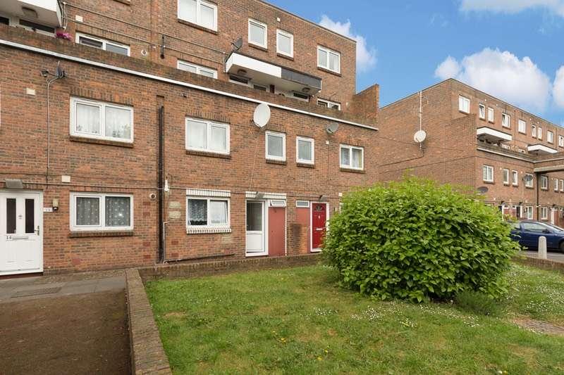 3 Bedrooms Maisonette Flat for sale in Odessa Road, Forest Gate, London, E7