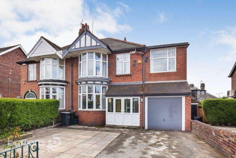 4 Bedrooms Semi Detached House for sale in Wickersley Road, BRECKS