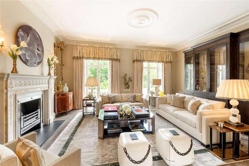 9 Bedrooms Unique Property for sale in Cadogan Place, London, SW1X