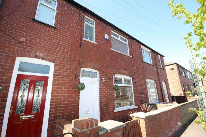 3 Bedrooms Terraced House for sale in Ashworth Street, Failsworth, Manchester M35 0JQ