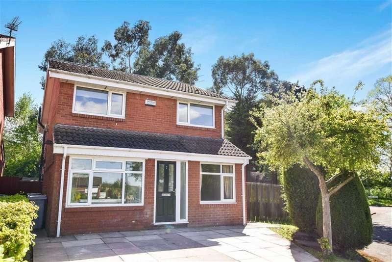4 Bedrooms Detached House for sale in Kendal Close, Timperley, Cheshire, WA15