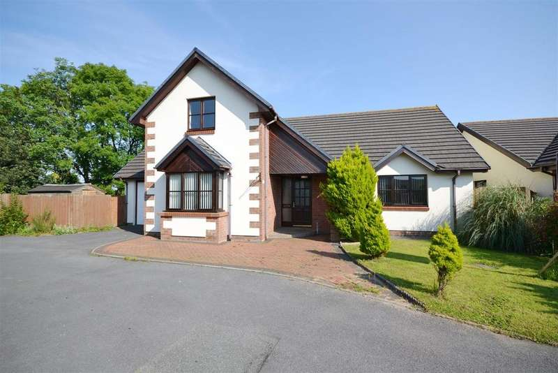3 Bedrooms Detached House for sale in Haverfordwest