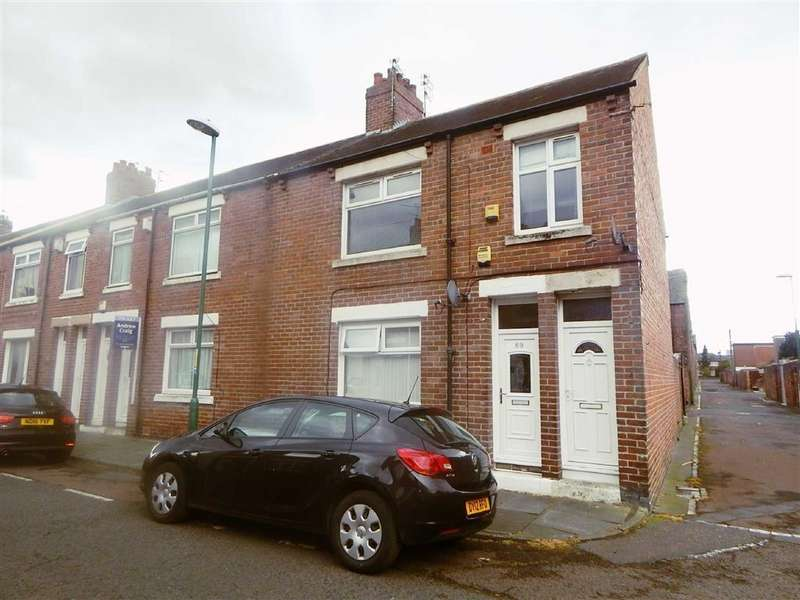 2 Bedrooms Apartment Flat for sale in Collingwood Street, Hebburn, Tyne And Wear, NE31