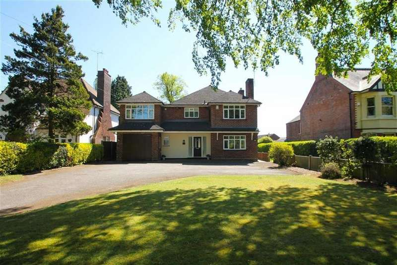 5 Bedrooms Detached House for sale in Chester Road, Hartford