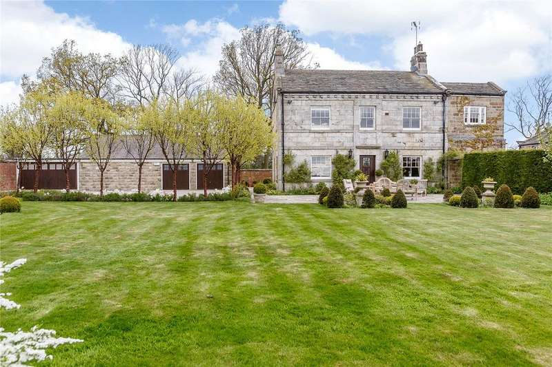 5 Bedrooms Detached House for sale in Lund House Green, Harrogate, North Yorkshire