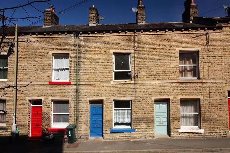 2 Bedrooms Terraced House for sale in Nutclough, Keighley Road, Hebden Bridge