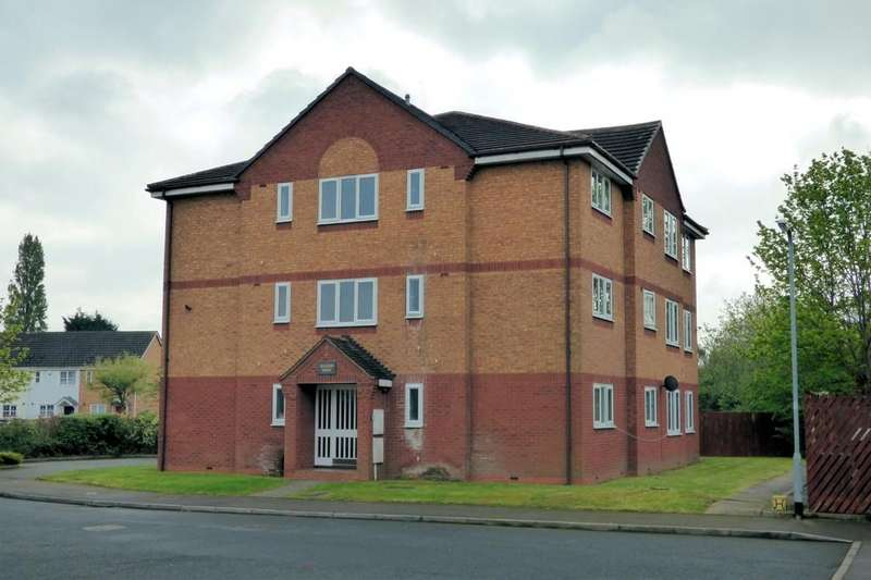 1 Bedroom Apartment Flat for sale in Fontwell Road, Branston