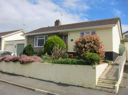 2 Bedrooms Bungalow for sale in Veryan, Truro, Cornwall