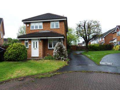 3 Bedrooms Detached House for sale in Melkridge Close, Chester, Cheshire, CH2