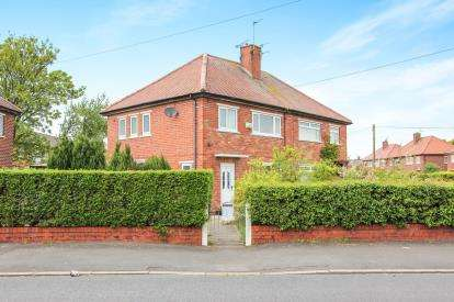 3 Bedrooms Semi Detached House for sale in Hoyle Avenue, Lytham St. Annes, Lancashire, England, FY8
