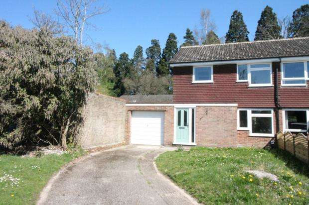 3 Bedrooms Semi Detached House for sale in Camberley, Surrey