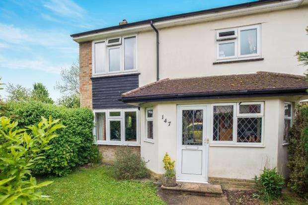 3 Bedrooms End Of Terrace House for sale in Tadworth, Surrey, England