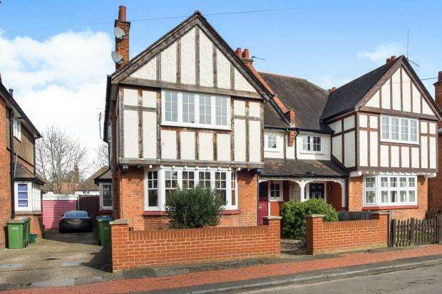 4 Bedrooms Semi Detached House for sale in Thames Ditton, Surrey