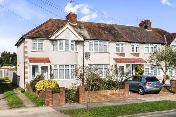 3 Bedrooms End Of Terrace House for sale in New Malden, Surrey, England