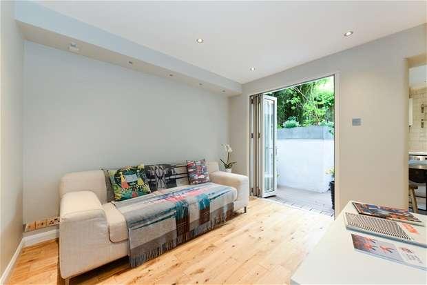 1 Bedroom Maisonette Flat for sale in Hurst Street, London