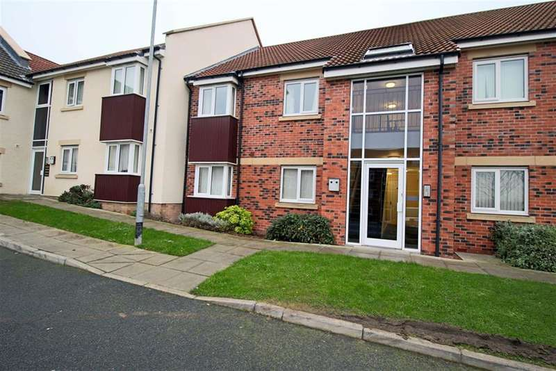 2 Bedrooms Flat for sale in Ford Lodge, South Hylton, Sunderland, SR4 0QF