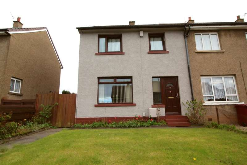 3 Bedrooms Semi Detached House for sale in Westcroft Road, Dundee, DD4