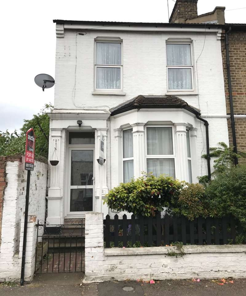 4 Bedrooms End Of Terrace House for sale in Troughton Road, Charlton, London, SE7 7QH