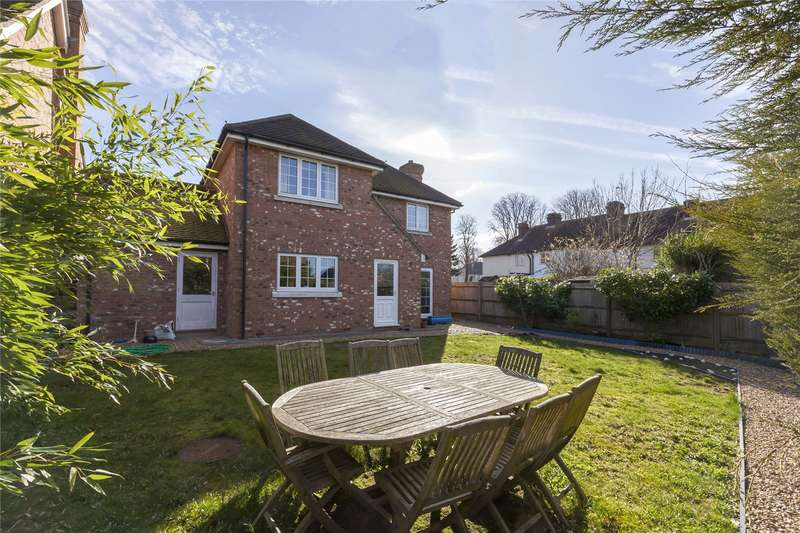 4 Bedrooms Detached House for sale in Blue Leaves Avenue, Netherne On The Hill