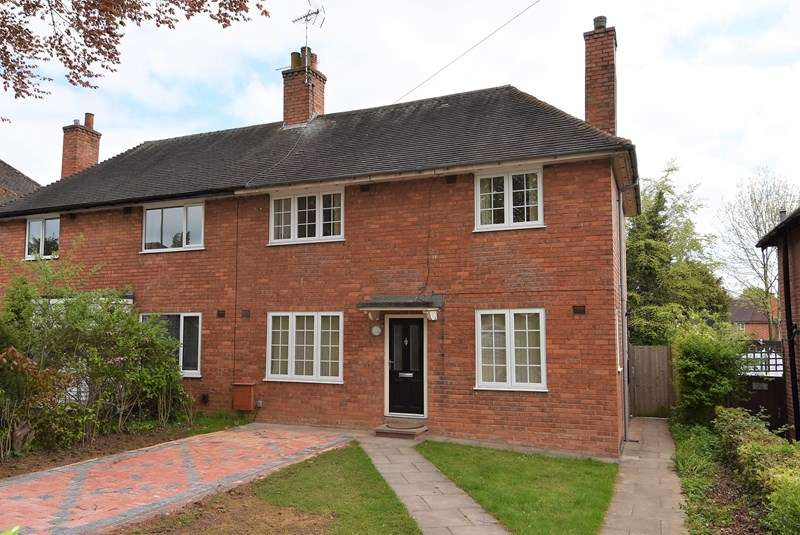 3 Bedrooms Semi Detached House for sale in Woodlands Park Road, Bournville, Birmingham