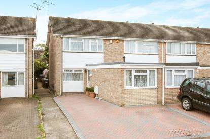 4 Bedrooms End Of Terrace House for sale in Chelmsford, Essex