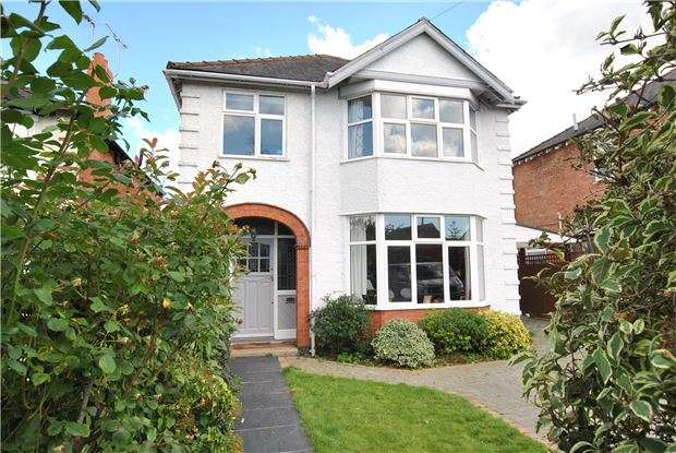 4 Bedrooms Detached House for sale in Old Bath Road, CHELTENHAM, Gloucestershire, GL53 9EG