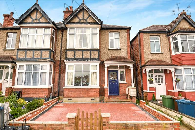 1 Bedroom Maisonette Flat for sale in Beresford Road, Harrow, Middlesex, HA1