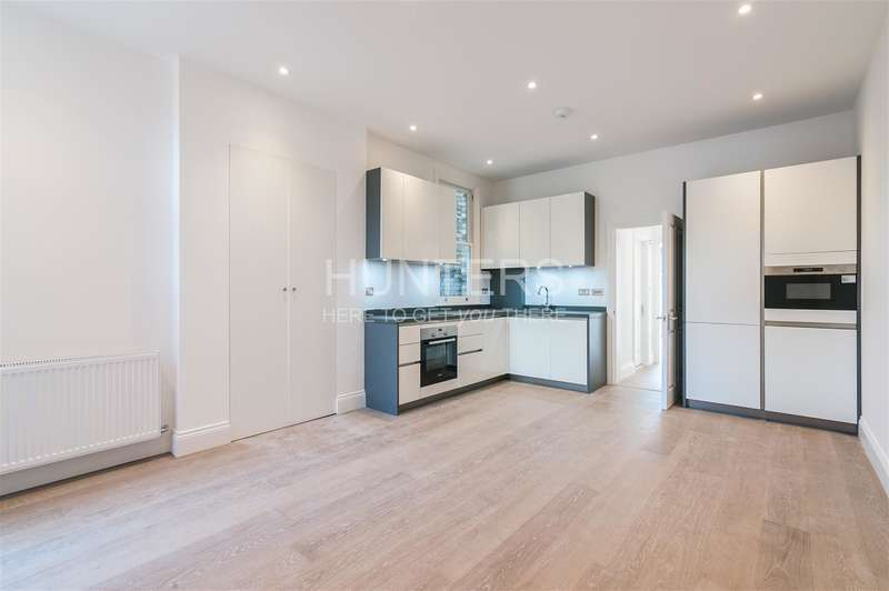 1 Bedroom Ground Flat for sale in Fordwych Road, London, NW2 3NG