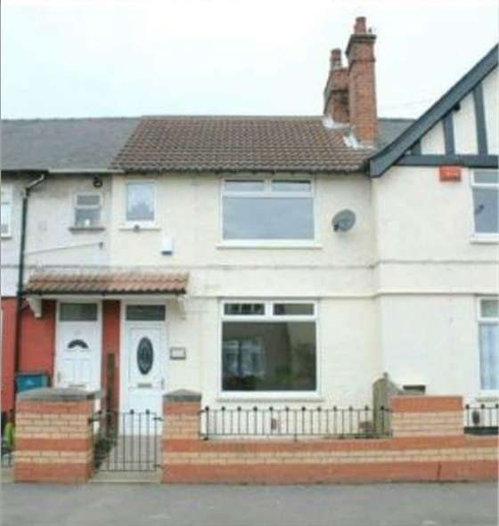 3 Bedrooms Terraced House for sale in The Avenue Bentley