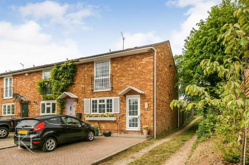 3 Bedrooms End Of Terrace House for sale in Lime Close, Ware